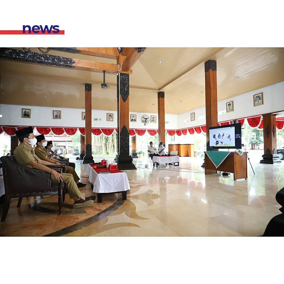 Presiden Jokowi Berikan Arahan Fokus Pemulihan Kesehatan Dan Percepatan Pemulihan Ekonomi Di Tingkat Daerah