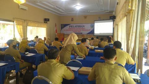 Pelatihan penerapan Sistem Merit